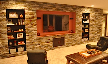 Finished Basement in Bridgewater NJ